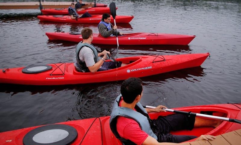Sports et loisirs nautique